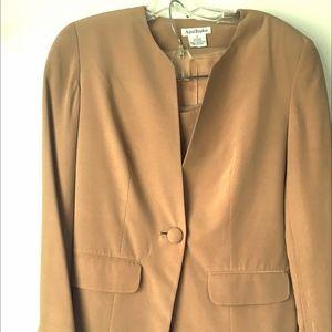 Ann Taylor Silk Suit